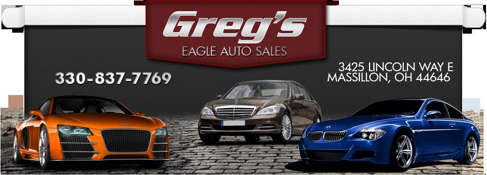 GREG'S EAGLE AUTO SALES - MASSILLON, OH