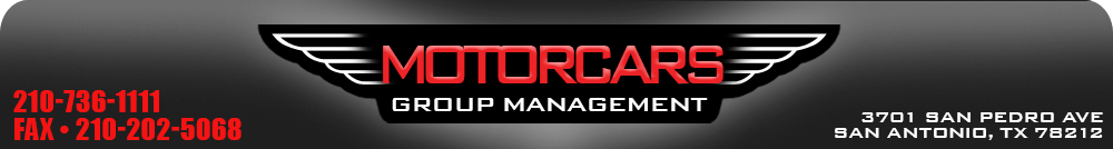 Motorcars Group Management - San Antonio, TX