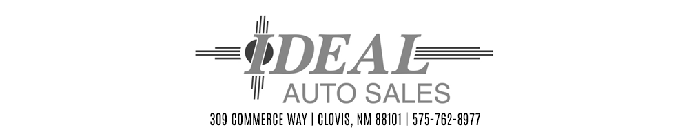 IDEAL AUTO SALES - Clovis, NM
