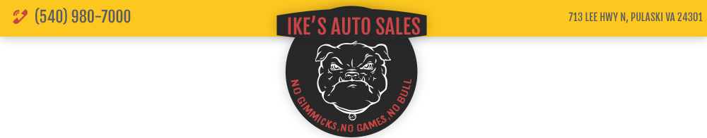 Ikes Auto Sales Buy Here Pay Here Used Cars Pulaski Va Dealer