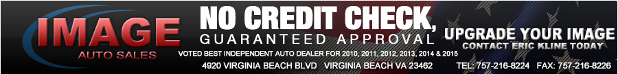 IMAGE AUTO SALES - Virginia Beach, VA