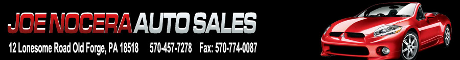 Joe Nocera Auto Sales - Old Forge, PA