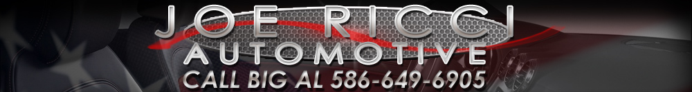 JOE RICCI AUTOMOTIVE - Clinton Township, MI
