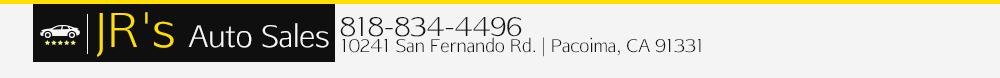 JR'S AUTO SALES - Pacoima, CA