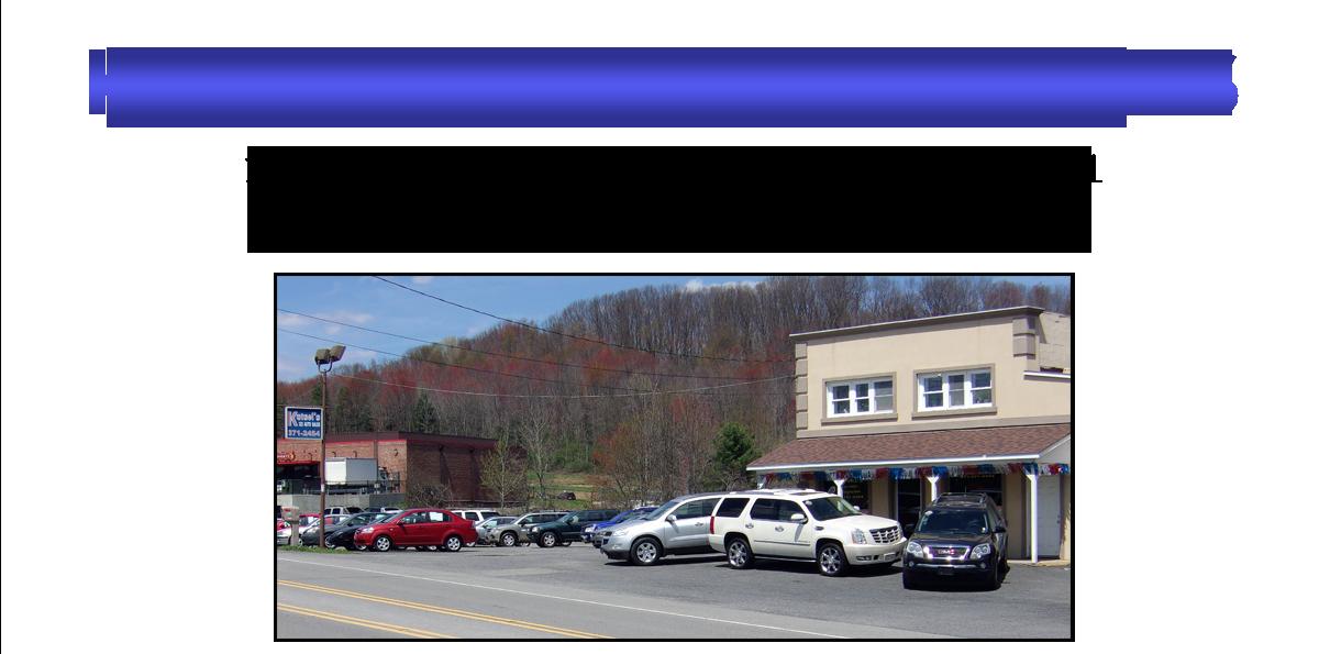KUTSEL'S 322 AUTO SALES - Du Bois, PA