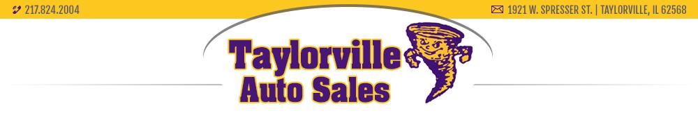 Taylorville Auto Sales - Taylorville, IL