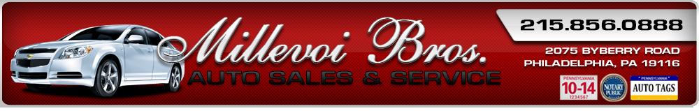 Millevoi Bros. Auto Sales - Philadelphia, PA