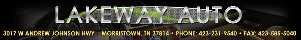 LAKEWAY AUTO - Morristown, TN