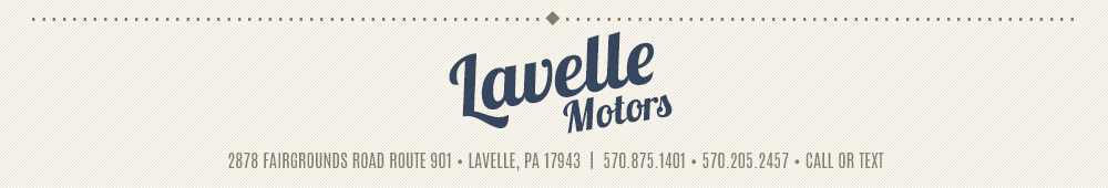 Lavelle Motors - Lavelle, PA