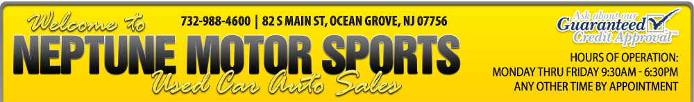Neptune Motor Sports - OCEAN GROVE, NJ