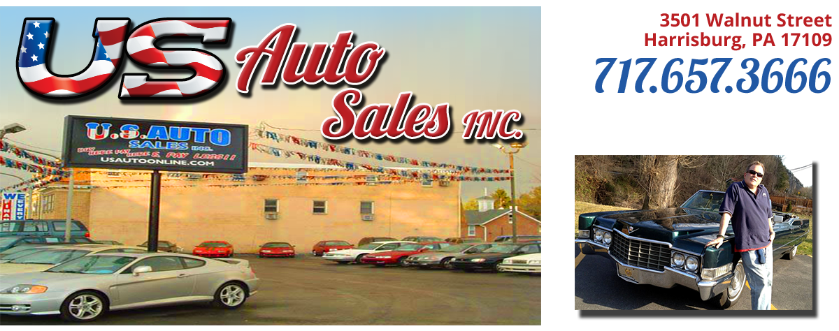 Usa Auto Sales >> Us Auto Sales Inc Used Cars Harrisburg Pa Dealer