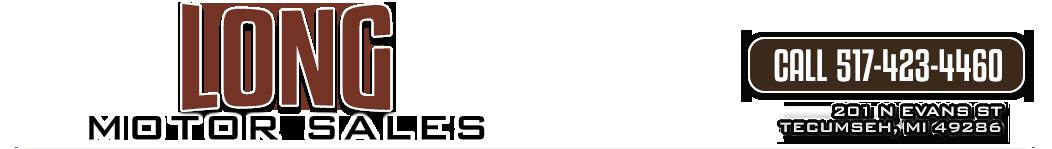 Long Motor Sales - Tecumseh, MI