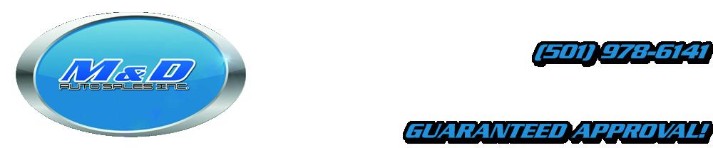 M & D AUTO SALES INC - LITTLE ROCK, AR