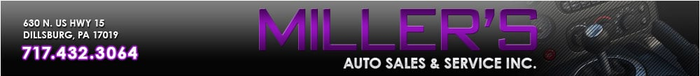 Miller's Autos Sales and Service Inc. - Dillsburg, PA