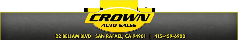 Crown Auto Sales - San Rafael, CA