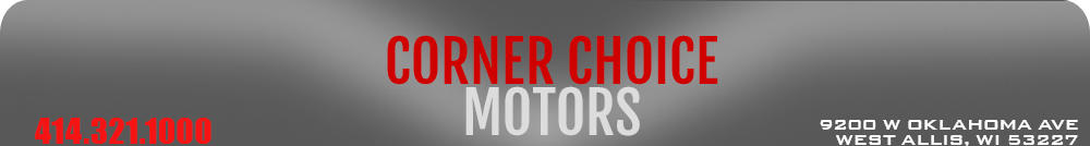 Corner Choice Motors - West Allis, WI