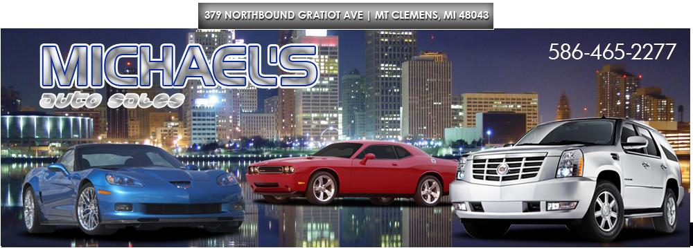 MICHAEL'S AUTO SALES - Mount Clemens, MI