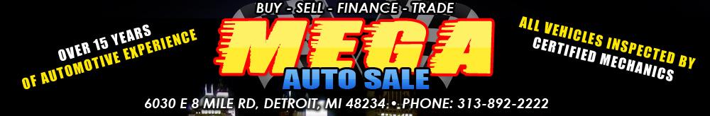Mega Auto Sale - Detroit, MI