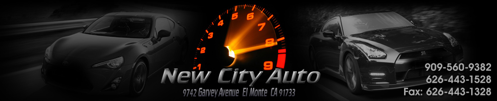 New City Auto Corp - South El Monte, CA
