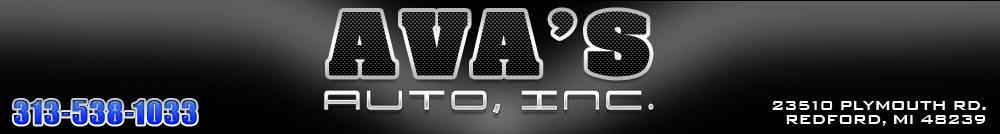 Ava's Auto, Inc. - Redford, MI