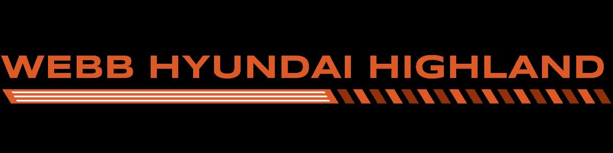 Webb Hyundai Highland