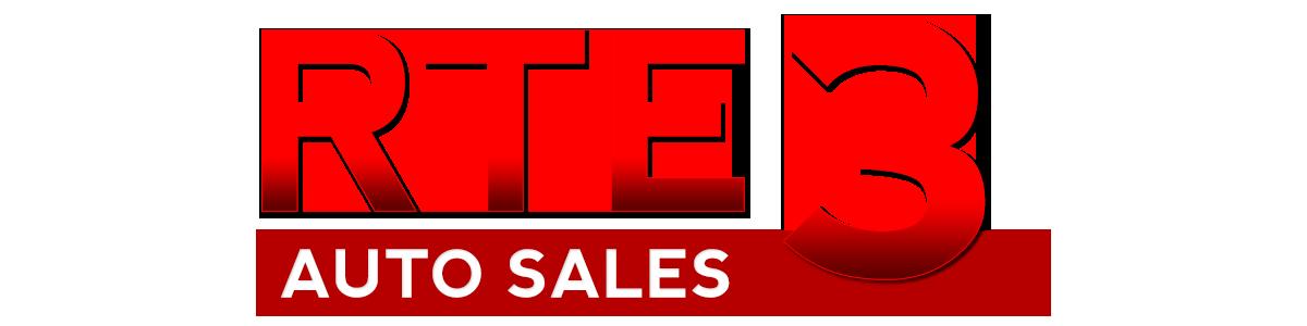 Rte 3 Auto Sales