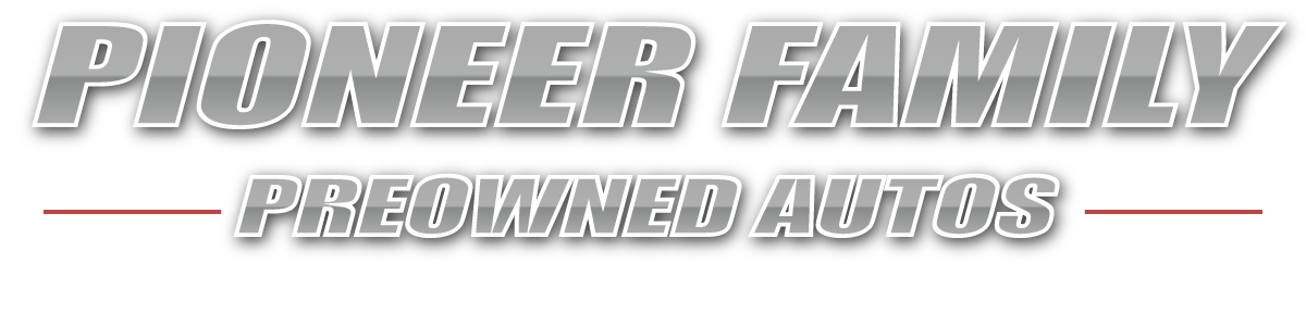 Pioneer Family Preowned Autos