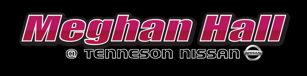 Meghan Hall @ Tenneson Nissan. 535 Old Omega Road Tifton, GA 31794