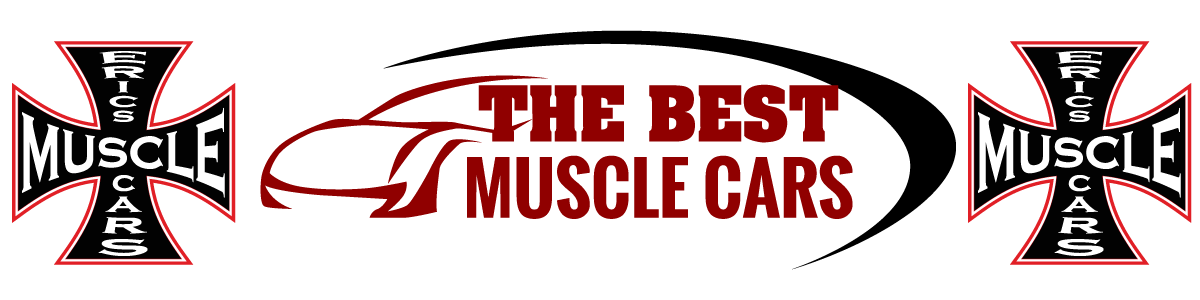 The Best Muscle Cars