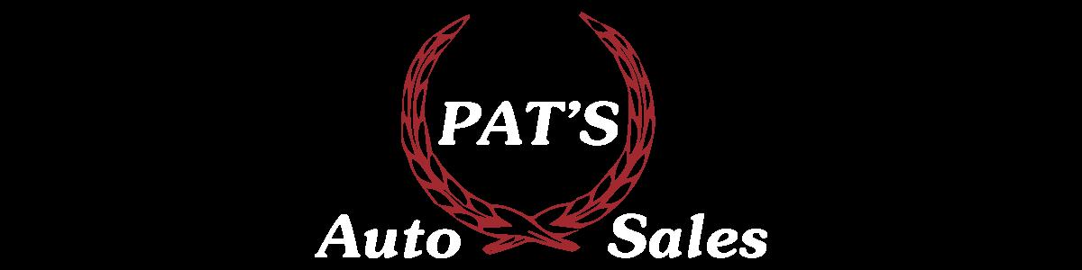 Pat's Auto Sales