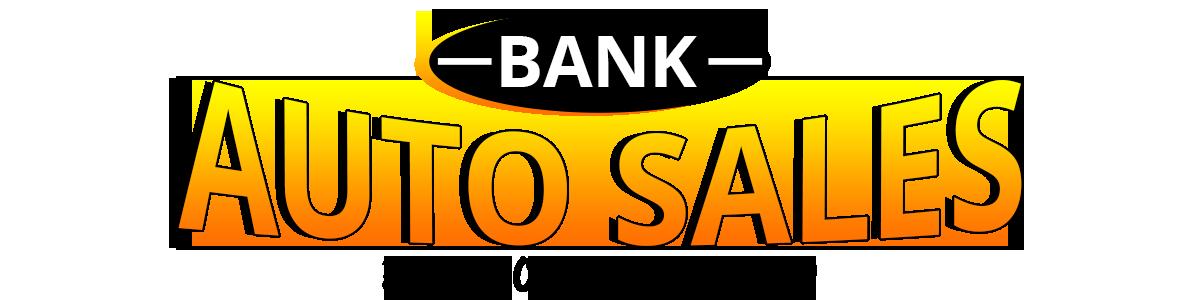 BANK AUTO SALES