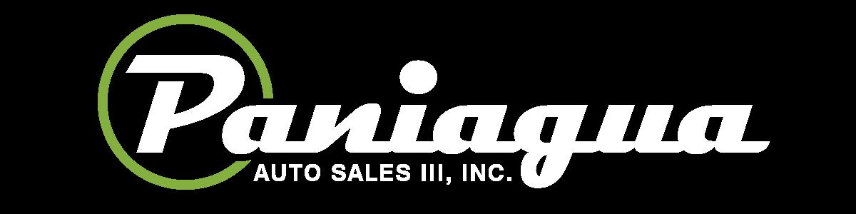 Paniagua Auto Sales III Inc