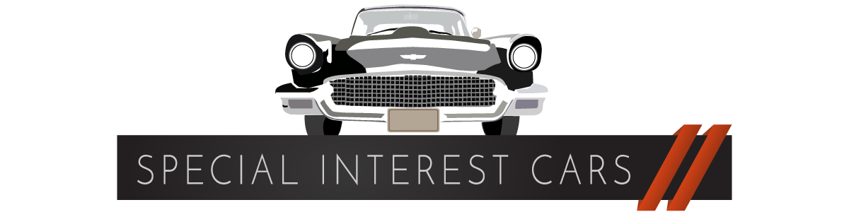 SPECIAL INTEREST CARS