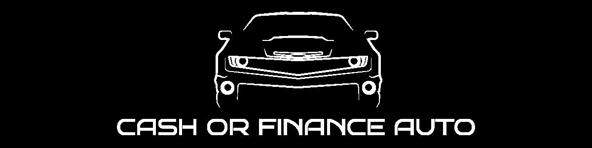 Cash or Finance Auto