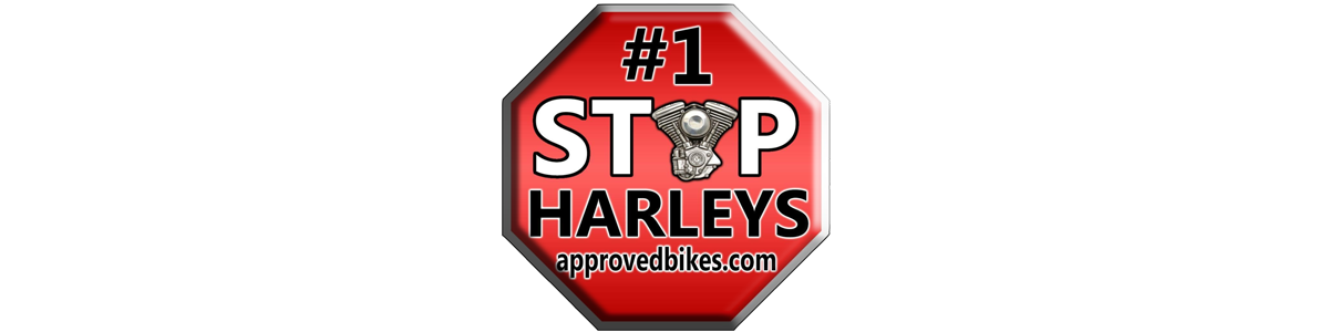 #1 Stop Harleys