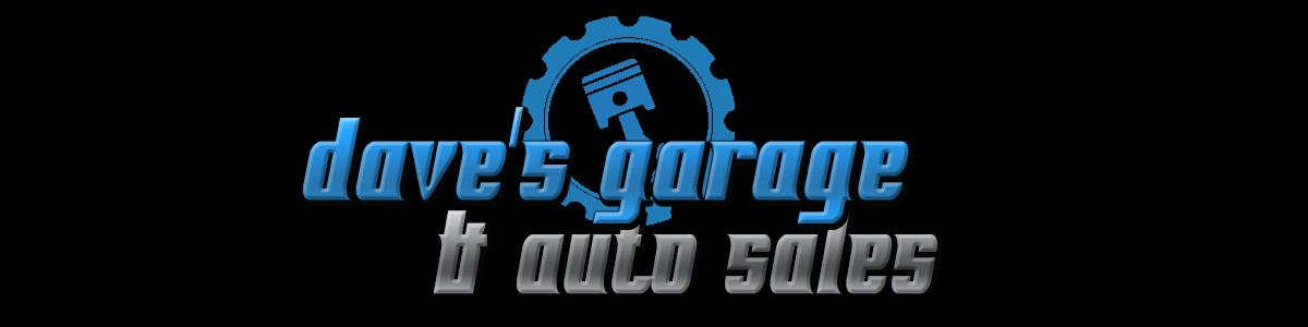 Dave's Garage & Auto Sales
