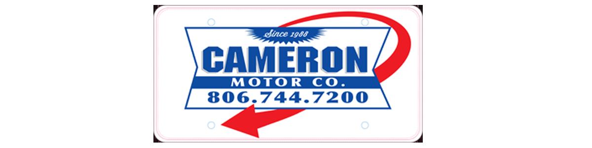 Cameron Motor Co Car Dealer In Lubbock Tx